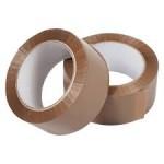 Tape bruin